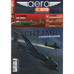Aéro journal n° 21 - NACHTJAGD, la chasse de nuit allemande