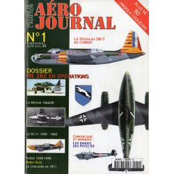 Aéro journal n° 1 - ME 262 en Opérations