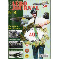 Aéro journal n° 4 - Pilotes de Stuka
