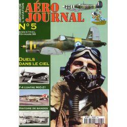 Aéro journal n° 5 - Duels dans le Ciel