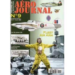 Aéro journal n° 9 - Fleet Air ARM