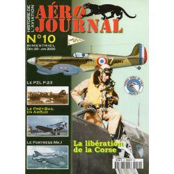 Aéro journal n° 10 - La Libération de la Corse