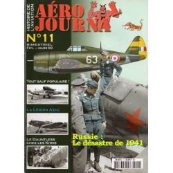 Aéro journal n° 11 - Russie :  Le désastre de 1941