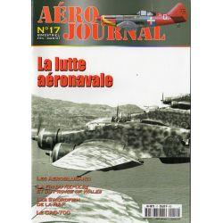Aéro journal n° 17 - La Lutte aéronavale