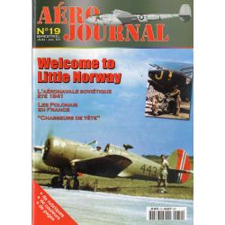 Aéro journal n° 19 - Welcome to Little Norway