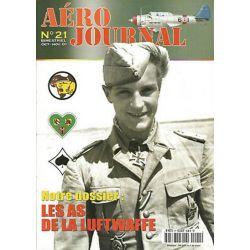 Aéro journal n° 21 - Les AS de la Luftwaffe