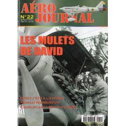 Aéro journal n° 22 - Les Mulets de David (Avia S-199)