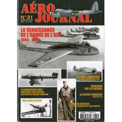 Aéro journal n° 31 - La renaissance de l'Armée de l'Air, 1945-1950
