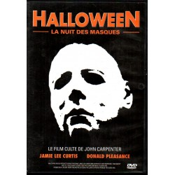 Halloween, la Nuit des Masques (de John Carpenter) - DVD Zone 2