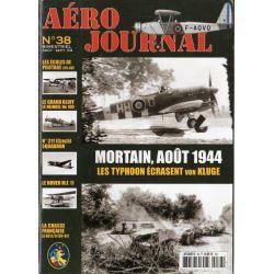 Aéro journal n° 38 - Mortain août 1944, les Typhoon écrasent von Kluge