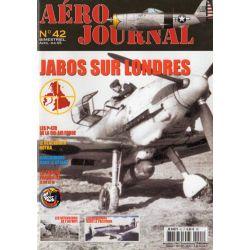 Aéro journal n° 42 - Jabos sur Londres