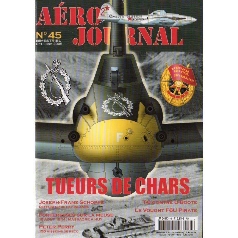 Aéro journal n° 45 - Tueurs de Chars