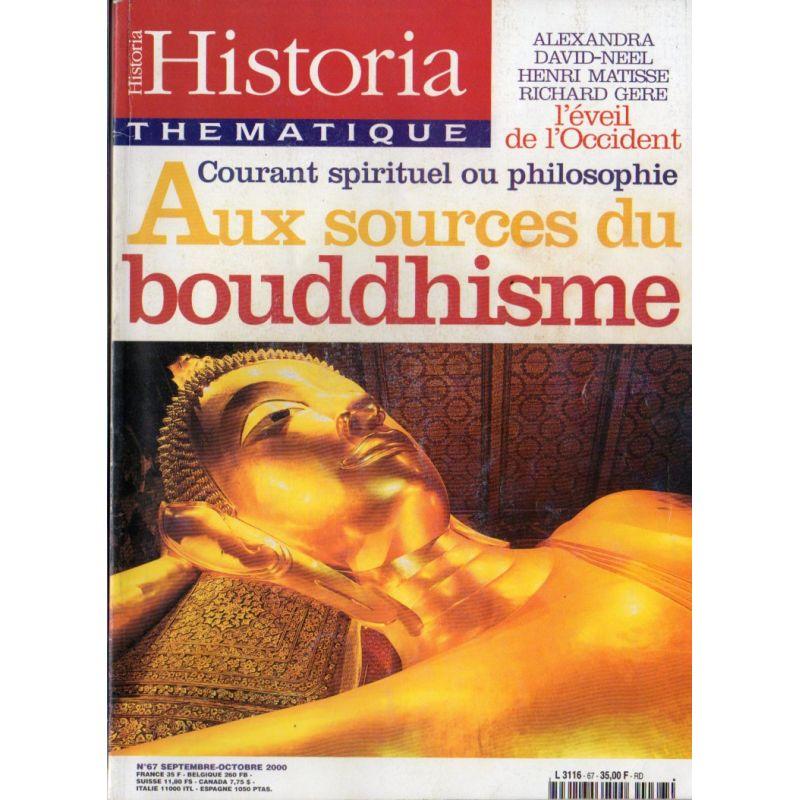 Historia Thématique n° 67 - Aux Sources du Bouddhisme