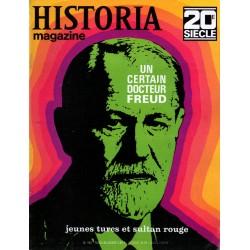 Historia Magazine 20e siècle n° 105 - Un certain Docteur FREUD