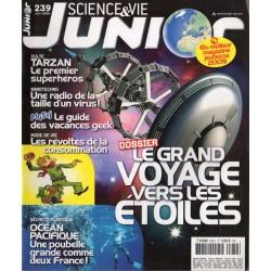 Science & Vie Junior n° 239 - Le grand Voyage vers les étoiles