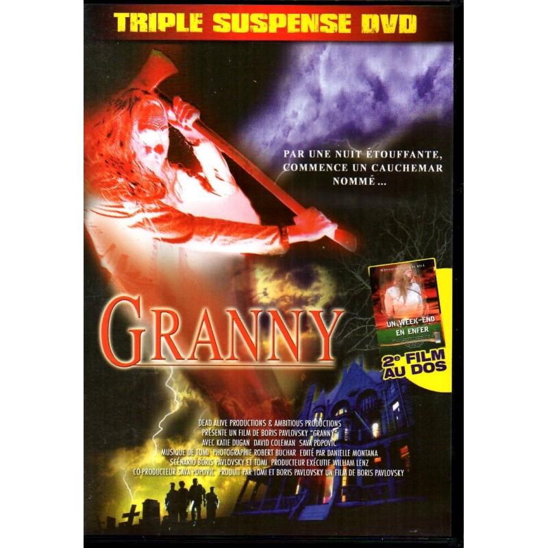 Granny et Un Week end en Enfer- DVD Zone 2