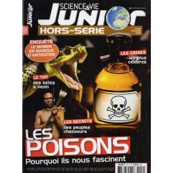 Science & Vie Junior (hors série) n° 92H - Les Poisons, pourquoi ils nous fascinent