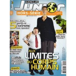Science & Vie Junior (hors série) n° 101H - Aux limites du Corps Humain
