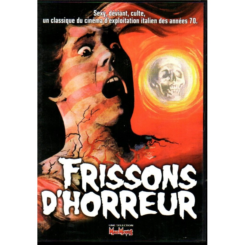 Frissons d'Horreur - DVD Zone 2