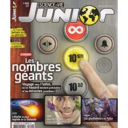 Science & Vie Junior n° 309 - Les Nombres géants