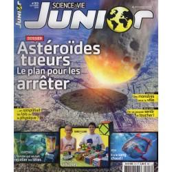 Science & Vie Junior n° 313 - Astéroïdes tueurs, le plan pour les arrêter
