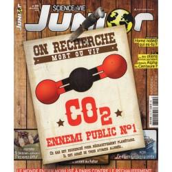 Science & Vie Junior n° 315 - Co2, ennemi public n° 1