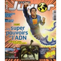 Science & Vie Junior n° 295 - les Supers pouvoirs de l'ADN