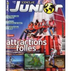 Science & Vie Junior n° 298 - Les Attractions les plus folles