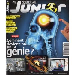 Science & Vie Junior n° 301 - Comment devient-on un Génie ?