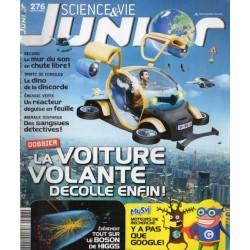 Science & Vie Junior n° 276 - La voiture volante décolle enfin !