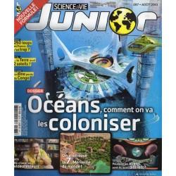 Science & Vie Junior n° 287 - Océans, comment on va les coloniser