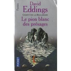 Le Pion blanc des présages (David EDDINGS) Science-fiction