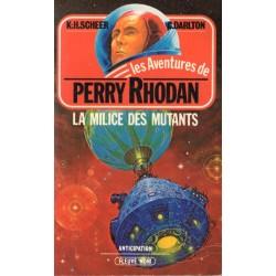 Perry Rhodan n° 3 - La Milice des mutants (K.H. Scheer & Clark Darlton)