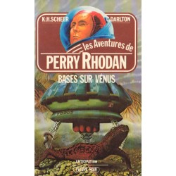 Perry Rhodan n° 4 - Bases sur Vénus (K.H. Scheer & Clark Darlton)