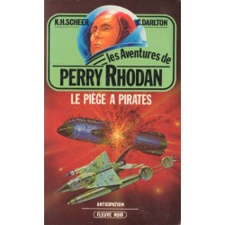 Perry Rhodan n° 11 - Le Piège à pirates (K.H. Scheer & Clark Darlton) Science-fiction