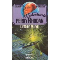 Perry Rhodan n° 13 - L'Étoile en exil (K.H. Scheer & Clark Darlton) Science-fiction