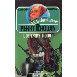 Perry Rhodan n° 15 - L'Offensive d'oubli (K.H. Scheer & Clark Darlton) Science-fiction