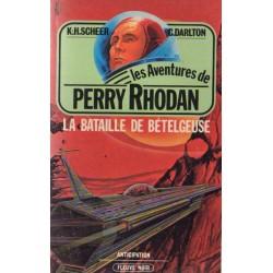 Perry Rhodan n° 21 - La Bataille de Bételgeuse (K.H. Scheer & Clark Darlton) Science-fiction