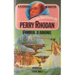 Perry Rhodan n° 22 - L'Amiral d'Arkonis (K.H. Scheer & Clark Darlton) Science-fiction