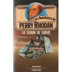 Perry Rhodan n° 23 - Le Sérum de survie (K.H. Scheer & Clark Darlton) Science-fiction