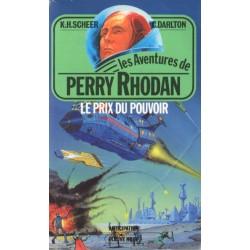 Perry Rhodan n° 37 - Le Prix du pouvoir (K.H. Scheer & Clark Darlton) Science-fiction