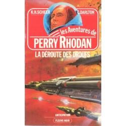 Perry Rhodan n° 38 - La Déroute des Droufs (K.H. Scheer & Clark Darlton) Science-fiction