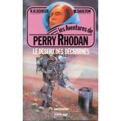 Perry Rhodan n° 47 - Le Désert des décharnés (K.H. Scheer & Clark Darlton) Science-fiction