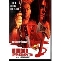 Meurtres (Murder Loves Killers Too) - DVD Zone 2