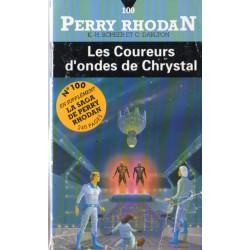 Perry Rhodan n° 100 - Les Coureurs d'ondes de Chrystal (K.H. Scheer & Clark Darlton) Science-fiction