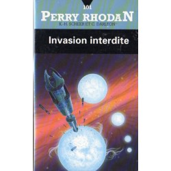 Perry Rhodan n° 101 - Invasion interdite (K.H. Scheer & Clark Darlton) Science-fiction