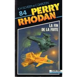 Perry Rhodan n° 84 - La Fin de la fuite (K.H. Scheer & Clark Darlton) Science-fiction