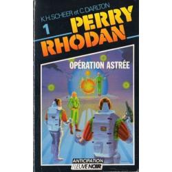 Perry Rhodan n° 1 - Opération Astrée (K.H. Scheer & Clark Darlton)