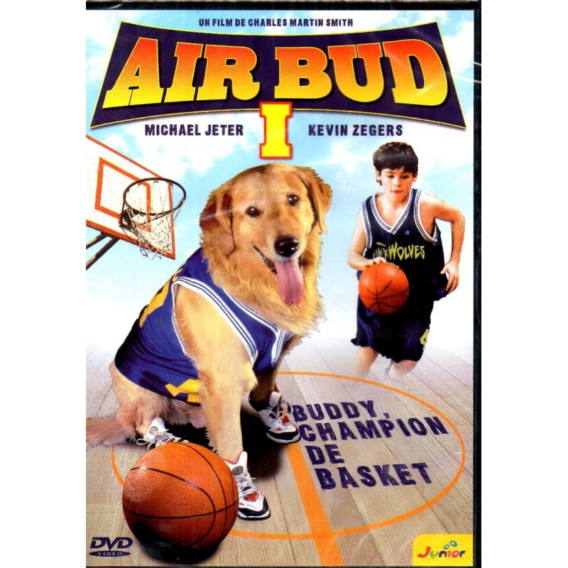 Air Bud - DVD Zone 2