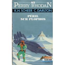 Perry Rhodan n° 85 - Péril sur Plophos (K.H. Scheer & Clark Darlton) Science-fiction
